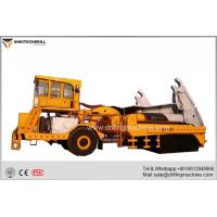 Articulated Type Pot Carrier Truck 35 - 150 Ton Small Steering Radius for sale