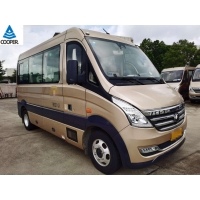 14 Seats Diesel Yutong CL6 Used Mini Bus 2018 Year for sale