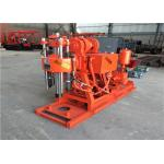 High Pressure Soil Test Drilling Machine DTH Digging Water Well Drilling Rig for sale