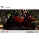 Crawler Hydraulic Surface Diamond Core Drilling Rig with NQ1200m, HQ850m for sale