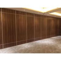 Heat And Sound Insulation Movable Partition Walls Laminate Surface for sale