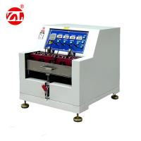 ASTM D-2099 Upper Of Leather Dynamic Waterproof Testing Machine for sale