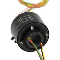 Through Bore Slip Ring with 12mm Hole Dia with a Long Life for Chip Shooter