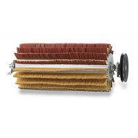 China Customized Drum Sander Wire Brush Wear Resistance For Wooden Material Polishing supplier