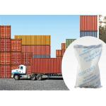 China Desiccant Silica Gel Granules For Container Strong Water Absorbability for sale