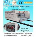 Corrugated Paper Box Die-Cutting Machine Slotting for sale