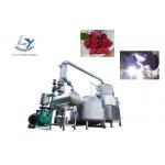China PLC Control Vacuum Frying Machine Steam / Thermal Oil Heating EasyOperate for sale