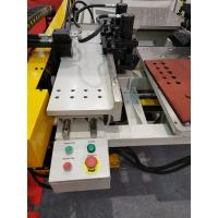 China Hi Speed CNC Plate Punching And Marking Machine For Steel Plates/ Joint Plates supplier