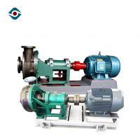 China Stainless Steel Horizontal Centrifugal Pump Corrosion - Resistant Acid - Proof for sale