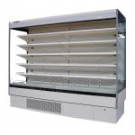 1500L Capacity Open Display Fridge For Bottle Cooling Auto Defrost for sale