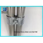 Metal Anti static Reinforcing Parallel Joint  Double Fitting For Flow Racks HJ-11D for sale