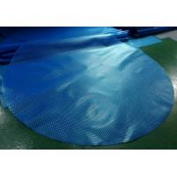 13m * 5m Outdoor And Indoor Swimming Pool Solar Cover / Solar Blanket Blue Color