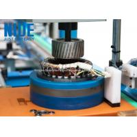 China High Automation Motor Production Line Stator Winding Machine New Condition supplier