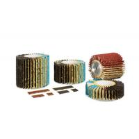 Polishing Brush Drum Sander Wire Brush Customized Size For Metal Processing for sale