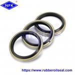 Nitrile Rubber Oil Seal A795 AR2831 DKB 50 For Mechanic Equipment for sale