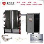 China Glasses frame vacuum coating machine magnetron sputtering vacuum coating machine TiCN vacuum metallizing coating machine for sale