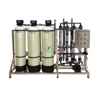 Automatic UF Ultrafiltration System With Softener For Spring Drinking Water Treatment