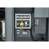22 KW  10 bar Oil-Free Water Lubricated Screw Air Compressor