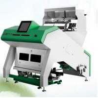 Unique Colour Automatic Sorting Machine / Ccd Tea Color Sorter 800 KG/H for sale