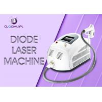 Portable Diode Laser Hair Removal Machine For Permanent Hair Removal for sale