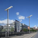 50 Watt Solar Street Light With LiFePO4 Battery High Output Lumen for sale