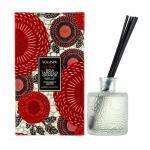 Custom packaging box aroma glass bottle reed diffuser for gift set