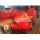 China UL / FM Airport Use Diesel Engine Driven Fire Pump Set With Single Stage Split Case Fire Pump 1500gpm @ 140-175PSI for sale