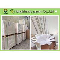 China Book Cover Making White Cardboard Sheets / Ivory Paper Board 250gsm for sale