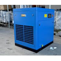 Natural Gas Belt Driven Air Compressor Rotary For Chocolate Production Factory for sale