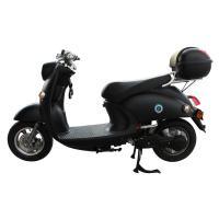China EEC 60V 20AH Lithium Battery Electric Moped Scooter With Pedals Brushless Motor for sale