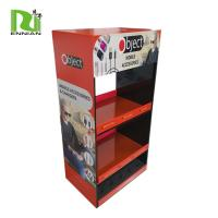 Durable Acrylic Tiered Display Stands Customable For Cell Phone Accessories for sale