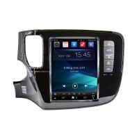 9.7'' Vertical Touchscreen Mitsubishi Outlander 2016 Android Autoradio Infotainment System for sale