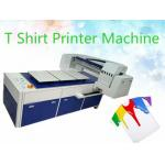 China CMYK DTG Printer Garment Printing Machine No Smell Environment Protection for sale