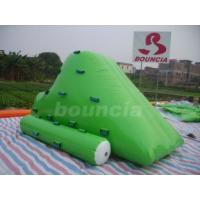 China Inflatable Iceberg Climber / Inflatable Iceberg Water Toy For Kids supplier