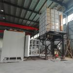China Aluminum Alloy Electric Heat Treatment Furnace , Resistance Quenching Aluminum Aging Furnace for sale