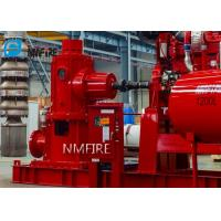 China UL Listed Vertical Turbine Fire Pump 2000 gpm @ 175 psi  PSI Fire Fighting Pump for sale