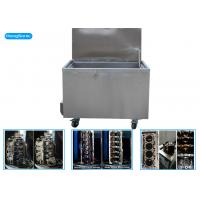 High Effiency Ultrasonic Cleaning Machine 20 - 95C Heater Available 88L 1200W