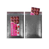 China Thermal Insulated Cool Shield Metallic Bubble 8x11 Food Grade Padded Envelope for sale