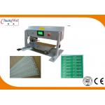 China Large LCD Display PCB Circuit Board Depaneling Machine with Counter for sale