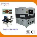 355nm Laser Depaneling Machine Printed Circuit Board UV Cutting Machine for sale