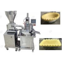 China GELGOOG Egg Tart Machine, Automatic Tartlet Shell Pressing Machine 220V for sale