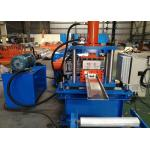 15KW Main Power Container House Steel Beam Roll Forming Machine With Stop Cutting