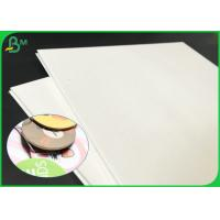 960*600mm 1.4mm 2.0mm Cream White Absorbent Paper Board For Car Air Fresheners for sale