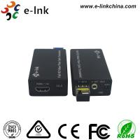 Mini HDMI Fiber Optic Extender with external stereo audio for sale