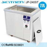 Wax In Wafer Ultrasonic Cleaning Machine 77 Liter With 3000W Heating Power for sale