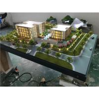 China 50% Internal Lighting Architectural Mockup Maquette House Model For Marketing Launch for sale