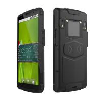 China GPS Qr code black Android 8.1 Barcode Scanners with 4500mAh battery for sale