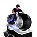 China Virtual Reality Simulation Rides VR Motorcycle Simulator For Shopping Mall for sale