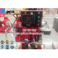 China UL Listed NFPA20 Standard Fire Pump Diesel Engine Used In The Fire Water Pump Set 163KW With 1500rpm Speed for sale