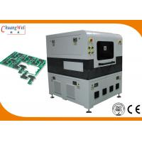 High Speed Laser PCB Depanelizer Machine for Neat / Mooth Edge Cutting for sale